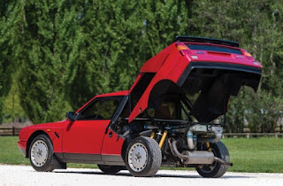 1985 Lancia Delta S4 With Twinchargered Engine