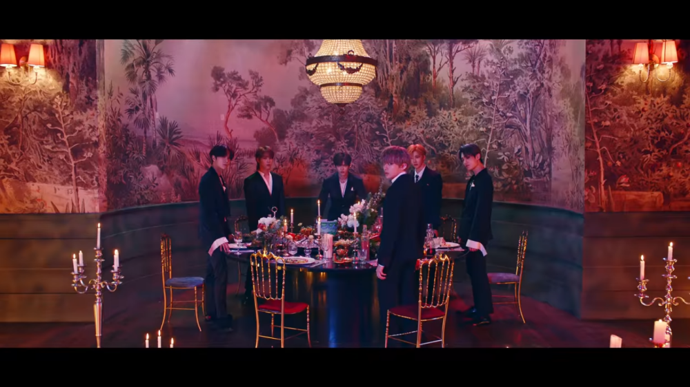 VERIVERY Show Cinematic and Artistic Concepts in The MV Teaser 'Get Away'