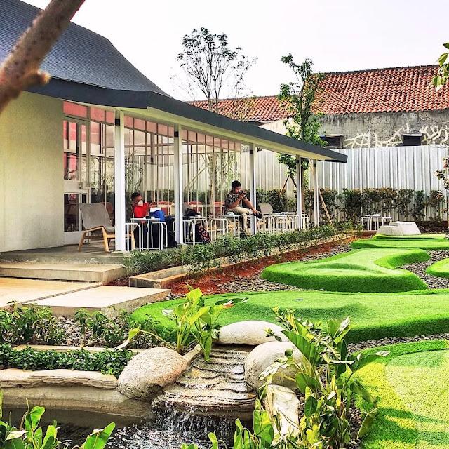 Kolepa Coffee Shop di Bintaro