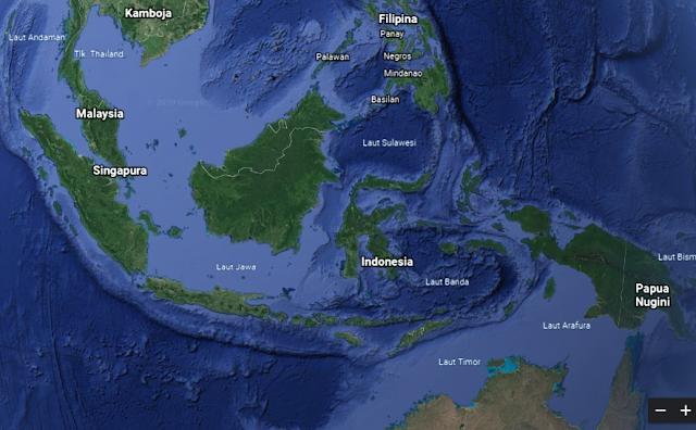 Pengaruh Letak Astronomis, Geografis dan Geologis Indonesia