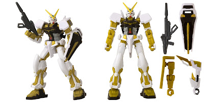 San Diego Comic-Con 2021 Exclusive Gundam SEED Astray Gold Frame Figure by Bandai America