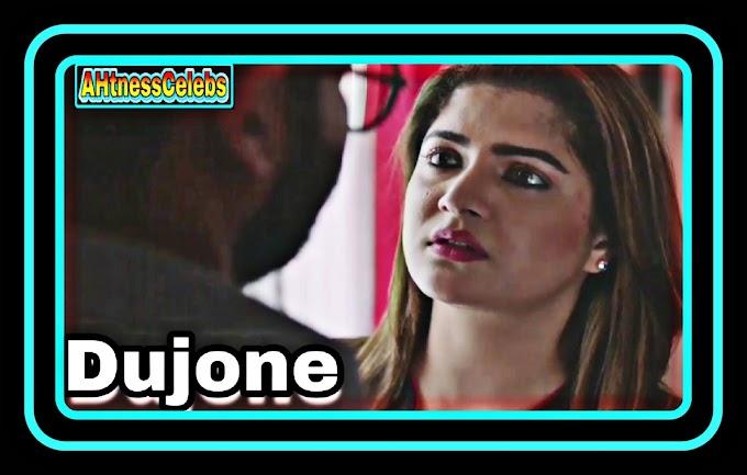 Srabonti Chatterjee sexy scene - Dujone (2021) HD 720p