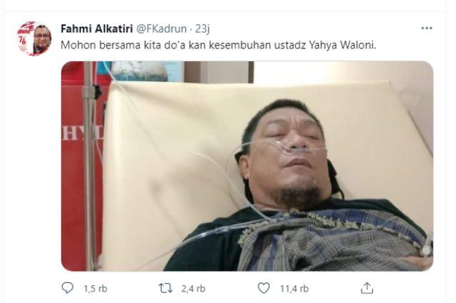 Profil Ustad Yahya Waloni