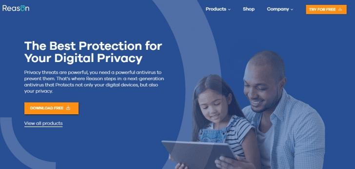 Reason Antivirus:  A Free & Premium Antivirus for Privacy-Focused Users