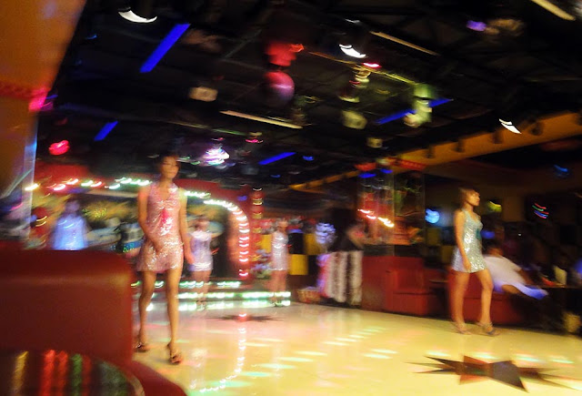 local style girlie bar