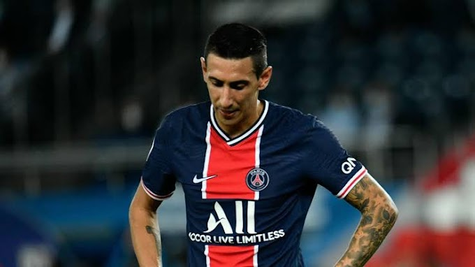 PSG's Di Maria gets four-match ban