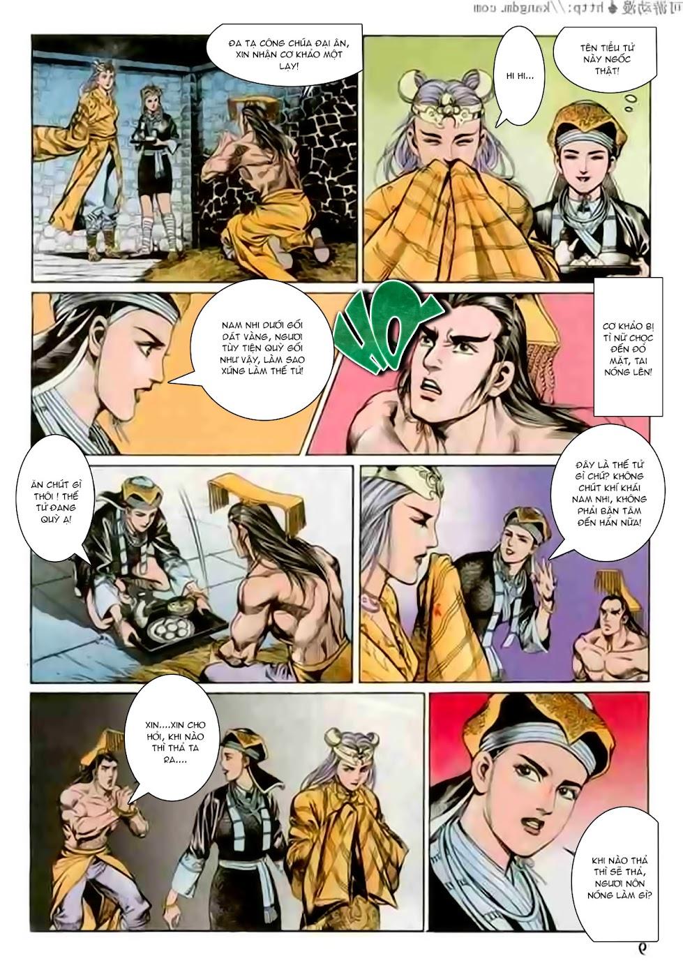 Cơ Phát Khai Chu Bản chapter 104 trang 10