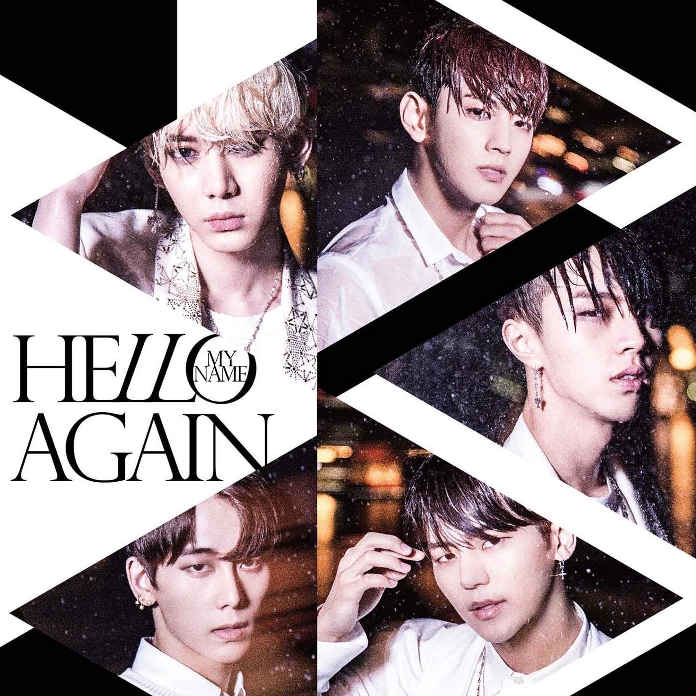 MYNAME – HELLO AGAIN (Japanese) – Single