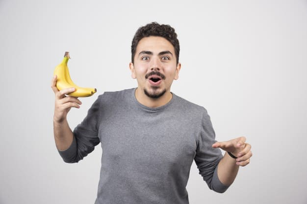What happens in your body a month after eating two bananas a day
