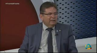 Galdino diz não ter mágoas de RC por que não deu liberdade para que o ex governador magoasse botando freio no socialista