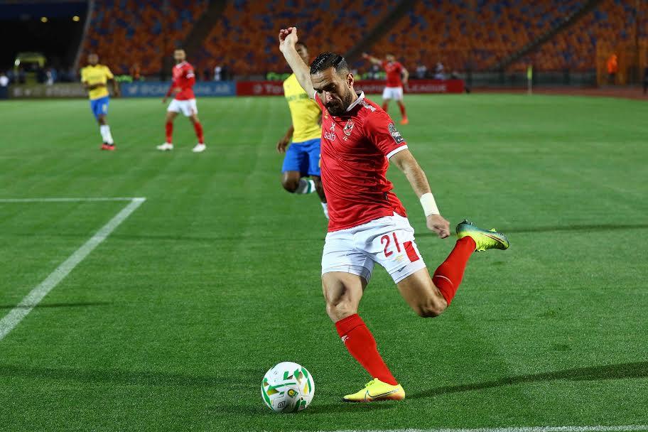 موعد مباراة الاهلي وصنداونز في لقاء ذهاب ربع نهائي دوري ابطال افريقيا