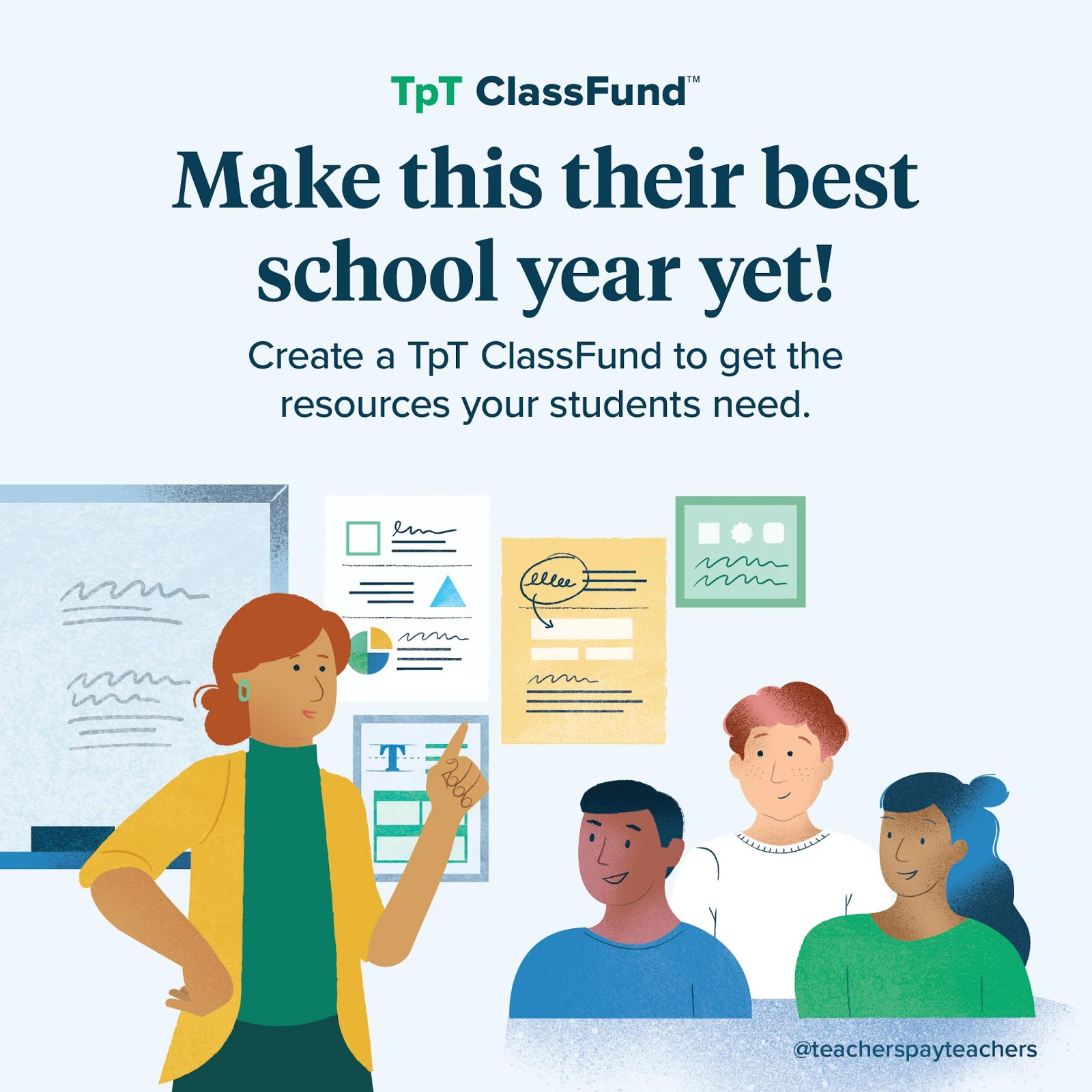 Find out about TpT ClassFund & Why You Should Use It | The ESL Nexus