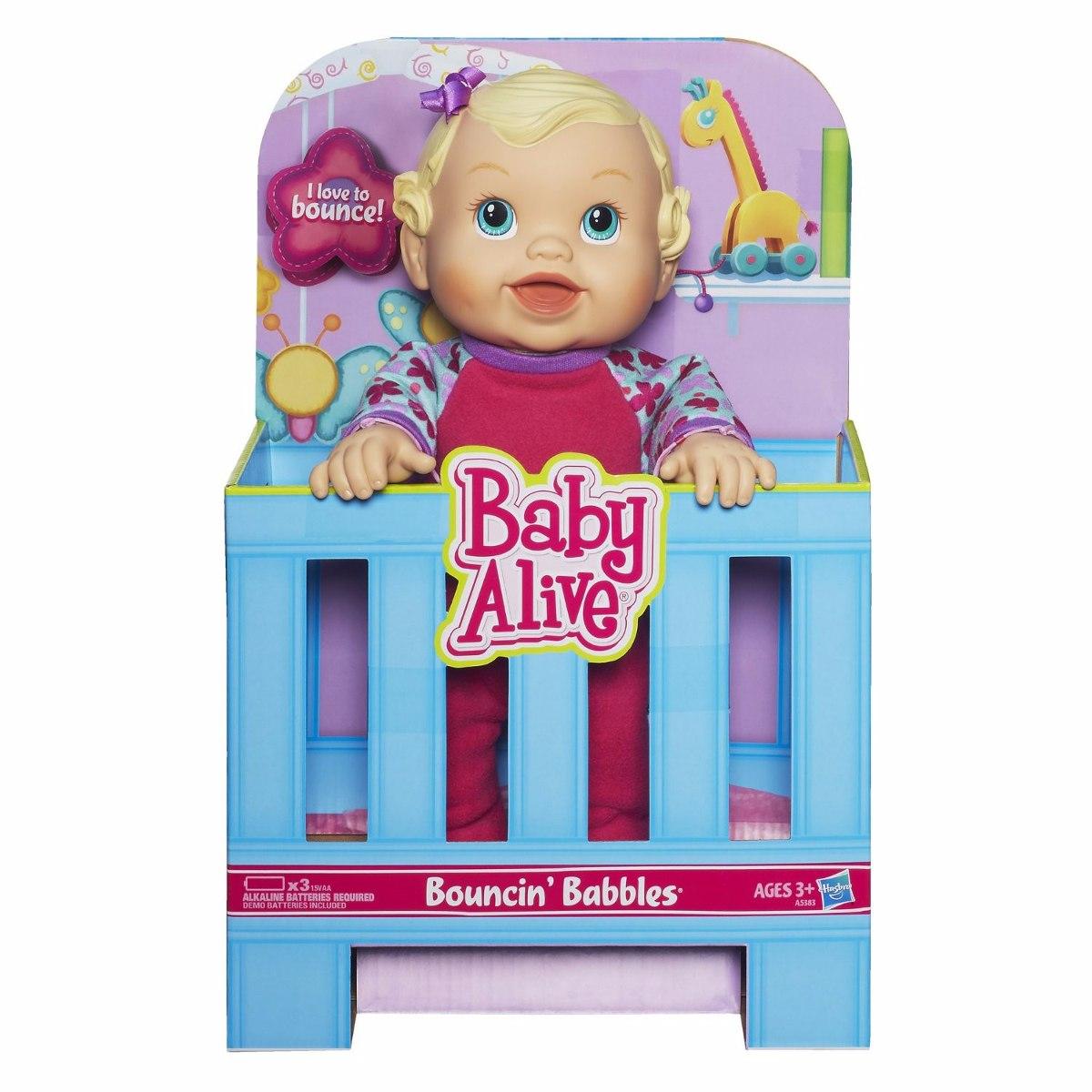 Canal da Lulu: TOP 5 BABY ALIVE NO BRASIL