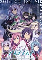 Gakusen Toshi Asterisk 2nd season 9 sub espa�ol online