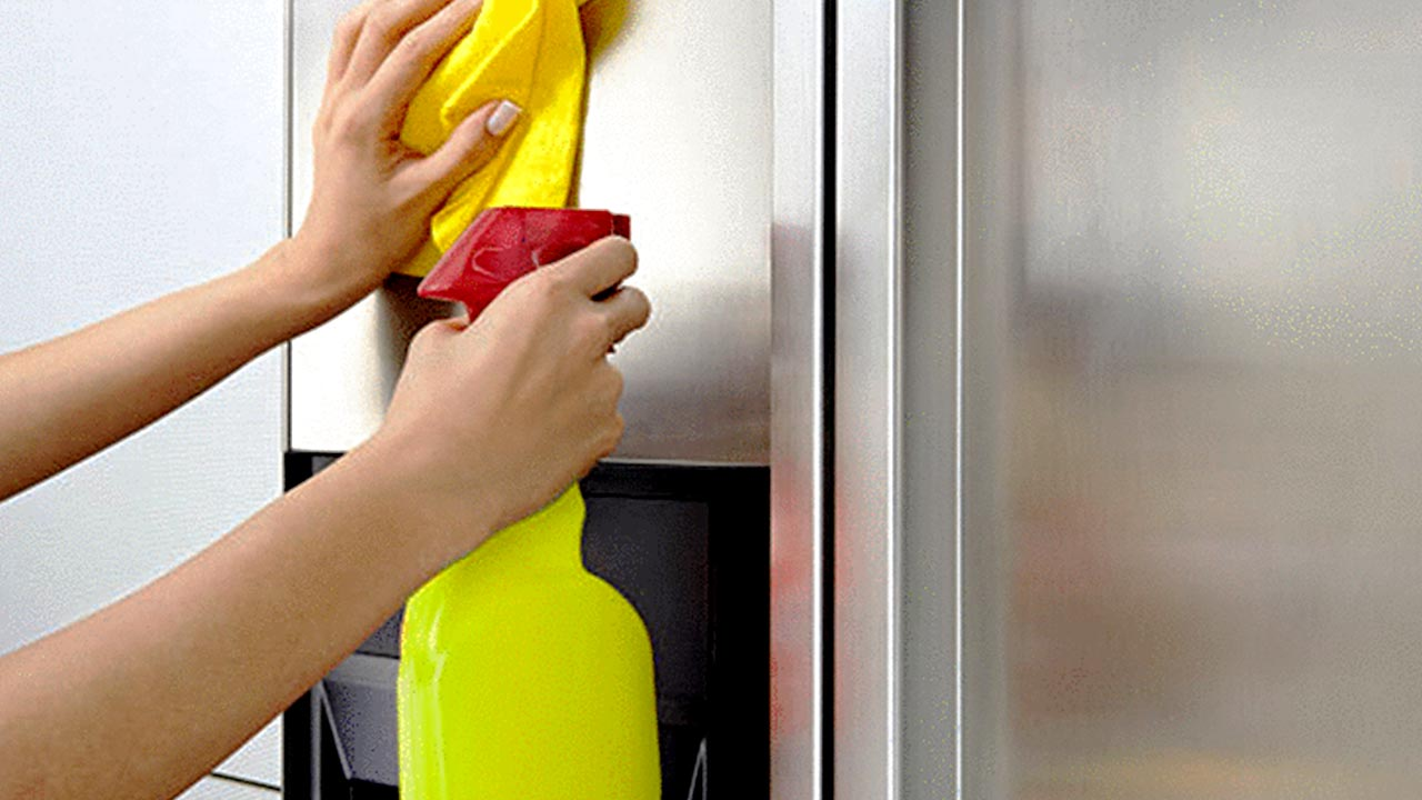 how to clean stainless steel without traces stainless steel cleaning linox cleaning