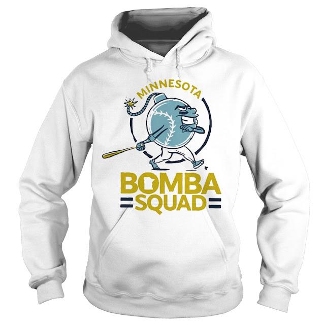 Minnesota Bomba Squad Twins Hoodie, Minnesota Bomba Squad Twins Sweatshirt, Minnesota Bomba Squad Twins Shirts