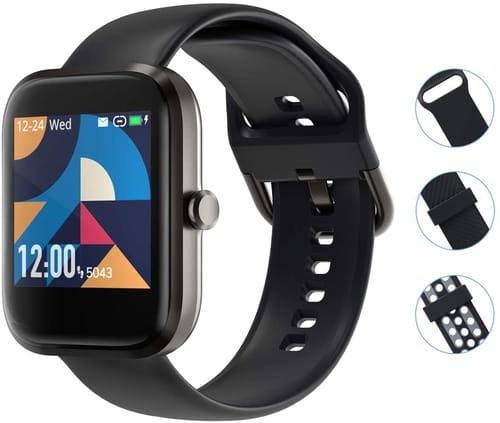 Review Virmee Fitness Tracker Virmee Smart