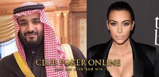 Kim Kardashian Di Tawar 10 Juta Dolar Oleh Pangeran Arab Saudi