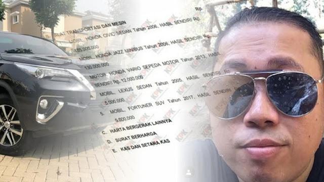 Aneh, Harga Fortuner Jaksa Fedrik di Laporan KPK Kok Cuma Rp5 Juta?