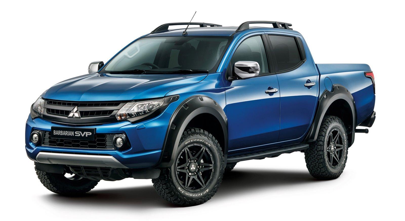 2015 - [Mitsubishi / Fiat] L200 - Triton / Fullback - Page 3 Mitsubishi-L200-Barbarian-SVP-2