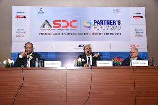 ASDC organizes Automotive Skills Development Council Partner's Forum 2019