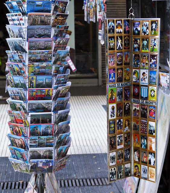 Venta Postales de la Ciudad