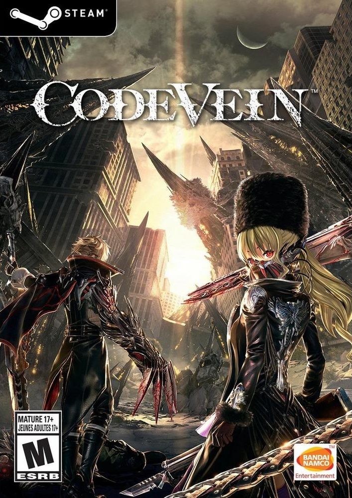 Descargar CODE VEIN PC Cover Caratula