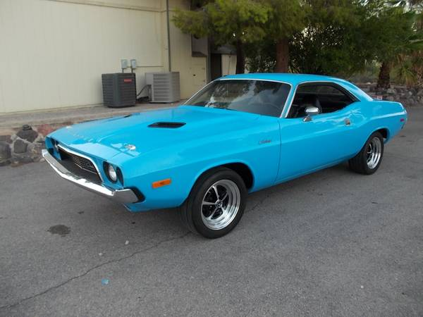 1973 Dodge Challenger For Sale Buy American Muscle Car