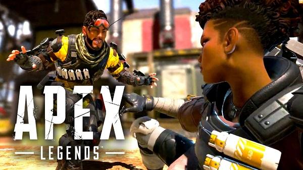 بعد ساعات من إطلاقها لعبة Apex Legends تسجل أول مليون لاعب..