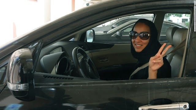 #Woman,#HumanRights : Driving is a human right but for Saudi women the licence is a male luxury only