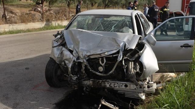 41 τροχαία ατυχήματα με δυο νεκρούς το Ιούλιο στην Πελοπόννησο