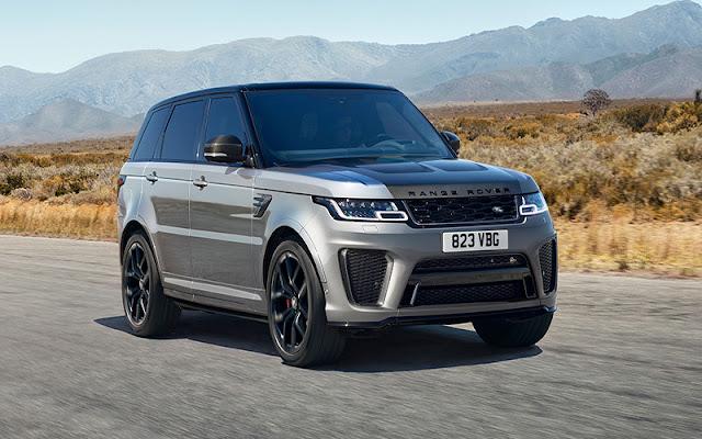 Range Rover Sport 2020 được đánh giá cao về độ an toàn