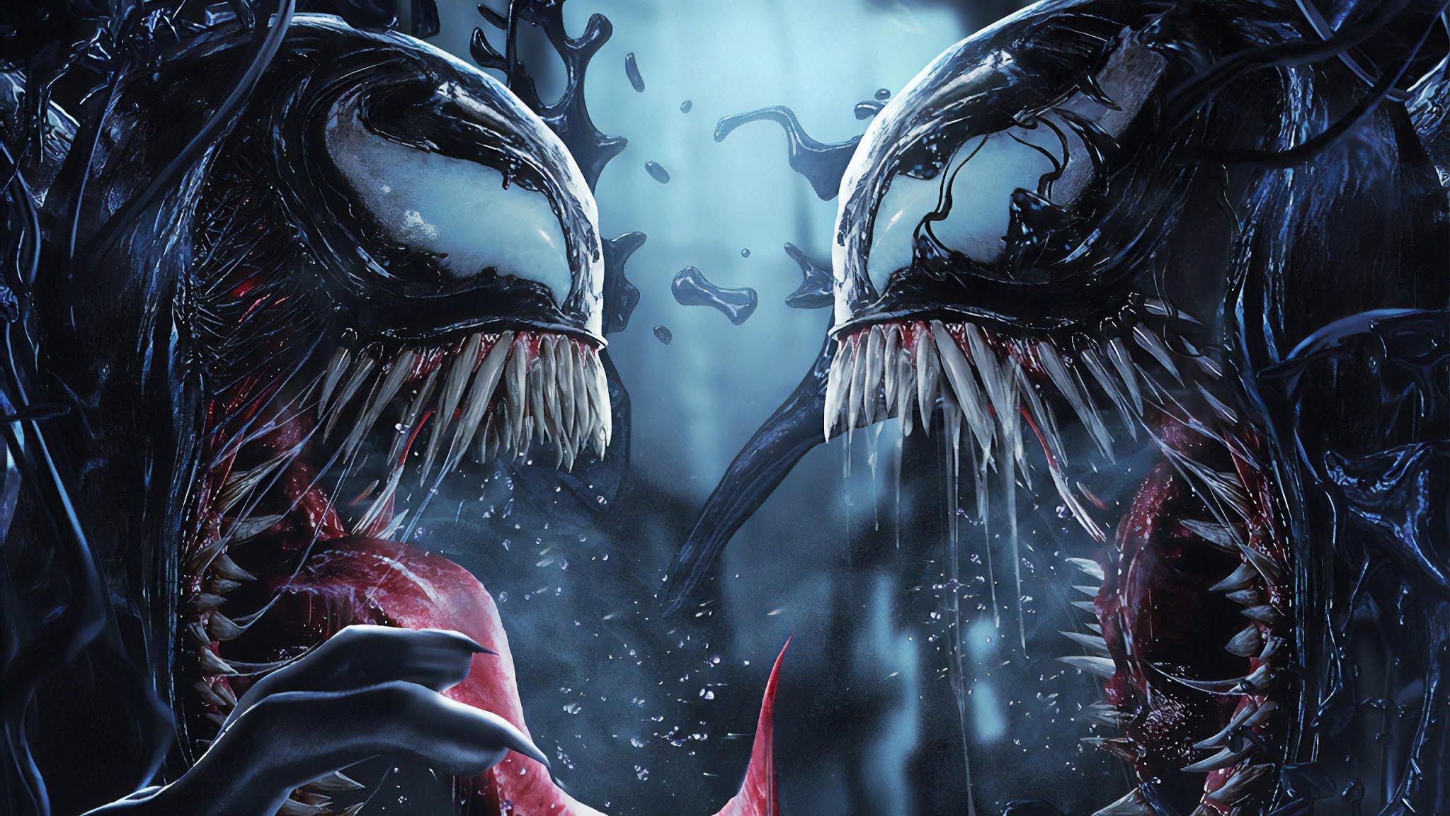 Venom vs Riot Art