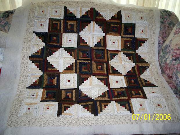 Carpenter Star Quilt Pattern Log Cabin Vtwctr