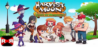 HARVEST MOON Seeds Of Memories 1.0 Apk Mod Data