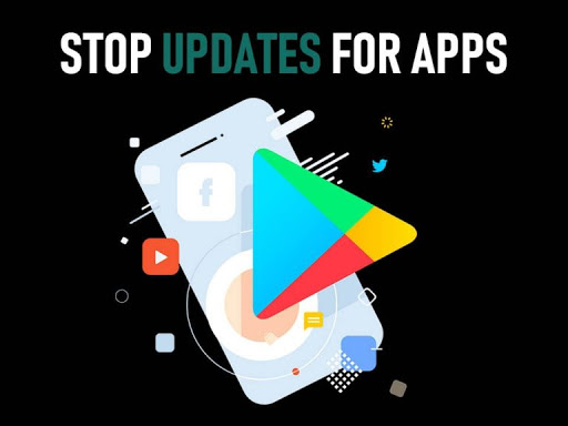 How to Permanently Turn off Updates to Specific Android Apps