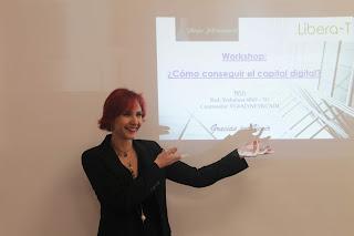 gracia belen diaz- directora de libera-t rumania equipo humano
