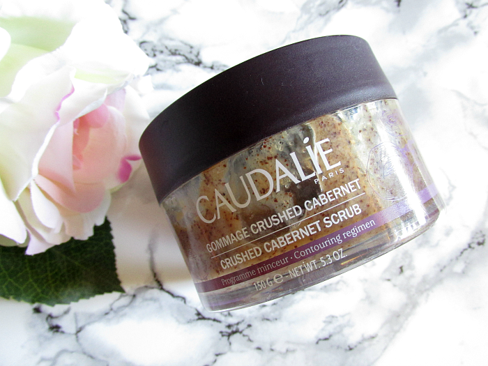7 Summer Beauty Favorites - Caudalie Crushed Cabernet Scrub - 150g - 25.20 Euro