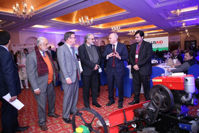 United States-Pakistan Partnership Transforms Farmers' Lives through Access to Innovative Agricultural Technologies