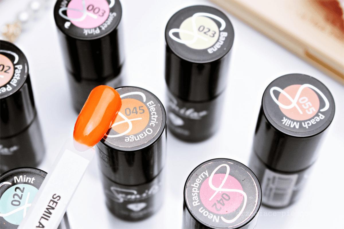 Idealny hybrydowy lakier do paznokci na lato 2019