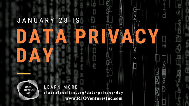Data Privacy Day - Jan 28 2020 - Hosted at LinkedIn - San Francisco - National Cyber Security Alliance - RJO Ventures, Inc. #PrivacyAware