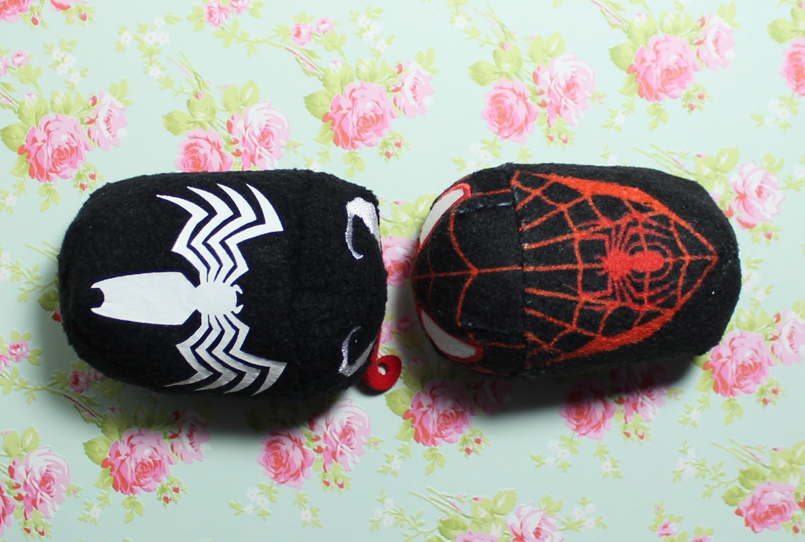 marvel spiderman tsum