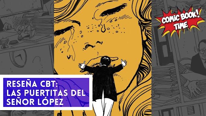 """Cómic reseña: """"Las puertitas del señor López"""" de Carlos Trillo y Horacio Altuna"""