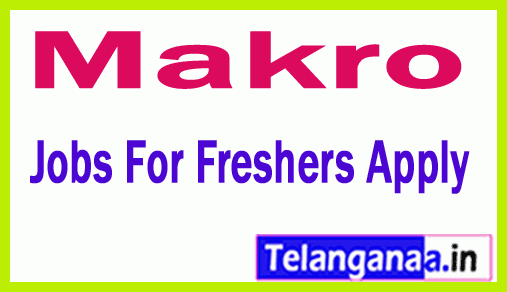 Makro Recruitment Jobs For Freshers Apply