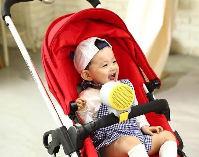 【對抗肺炎】韓國 Airtory Stroller 空氣淨化器 可用於嬰兒車或汽車等環境