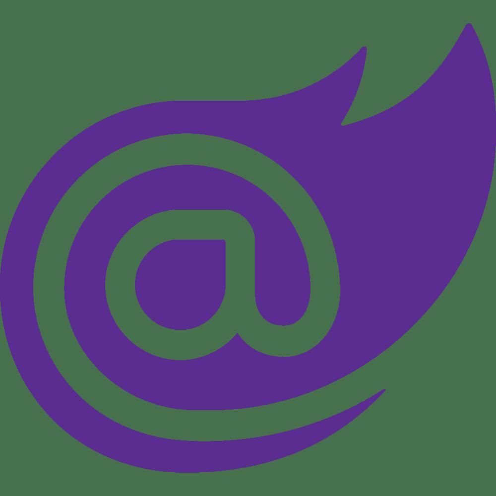 new modern website develope using blazor