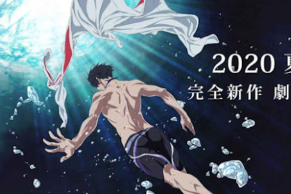 'Kyoto Animation' Is on Fire, Anime 'Free! Iwatobi Swimming Club 'Cancelled!