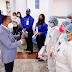 Director del Departamento Aeroportuario certifica cumplimiento protocolo en el AILA durante recorrido