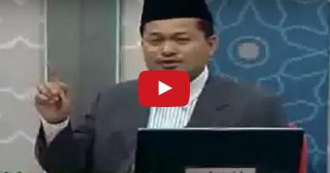 VIDEO: Ustadz Ini Beberkan Nama-Nama Bayi Yang Bisa Dan Sering Diganggu Jin