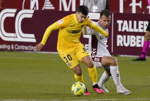 El Málaga se trae un punto y que pudo ser más de Albacete (1-1)